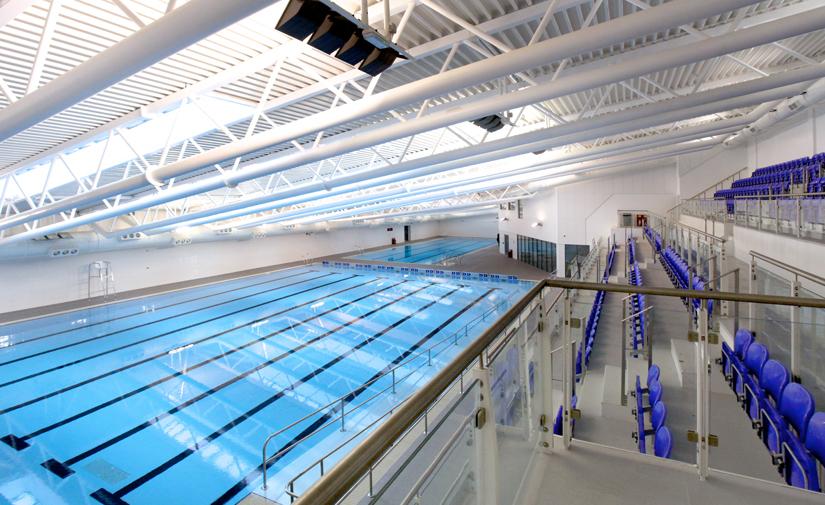 ساخت استخر عمومی- Build Public Swimming Pools