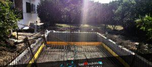 ساخت استخر در تنکابن-چالوس