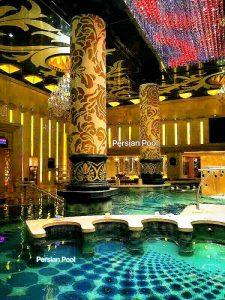 سرامیک وارداتی چینی کاشی -هتل-لابی