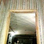 سیمانکاری سقف-سرامیک طلایی وارداتی