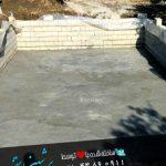 ساخت استخر باغ در تنکابن-چالوس