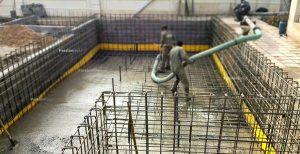 بتون ریزی استخر-Concrete pools