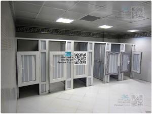 طراحی داخلی استخر عمومی - اصفهان