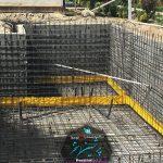 آرماتوربندی و ساخت استخر جکوزی در کرج