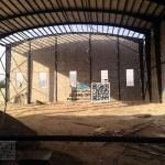 مراحل پیشرفت پروژه استخر پارک آبی کرج - فردیس