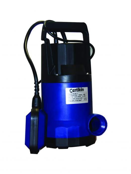 Submersible Pump-پمپ کف کش استخر