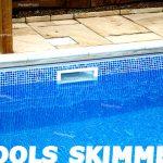 اسکیمر SKIMMER - از بین برنده آلودگی ها و اجسام از سطح آب استخر
