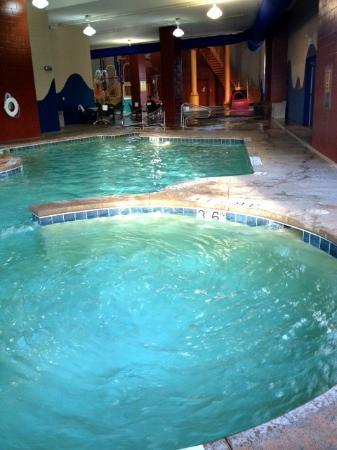Whirlpool Pools Spa
